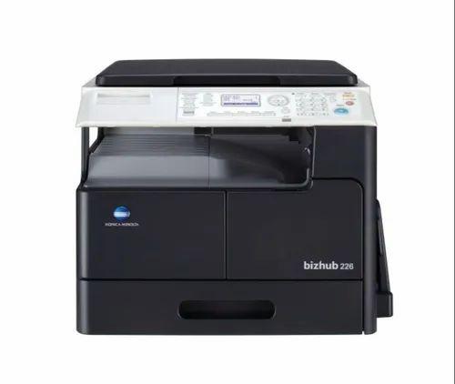 Konica Minolta bh 226i multifunction printer