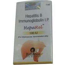 Heparel Injection