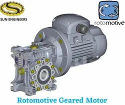 Rotomotive Geared Motors