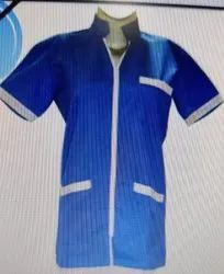 Female Nursing Uniform Half Sleeves PS-10