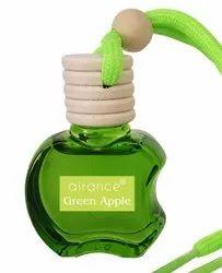 Green Apple Car Air Freshener