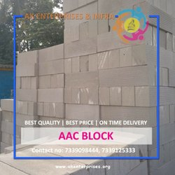 Renacon light weight block AAC Block