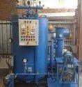 Gas Fired 1000 Kg/Hr Boiler