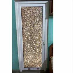 Brown UPVC Bathroom Door, Size/Dimension: 6.5 X 2.5 Ft