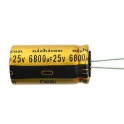 2 Nichicon Capacitors