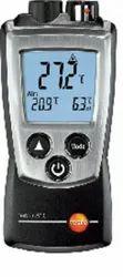 Testo 810 Pocket-sized Air & Surface Temperature Meter