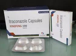 Itraconazole 100 Mg Caps
