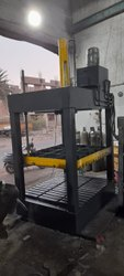 HDPE Woven Sacks Bale Press