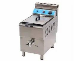 Deep Fat Fryer Automatic 20 Ltr (LPG)