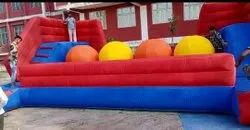 Inflatables 4 Ball Game