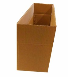 Brown 5 Ply Corrugated Box