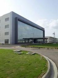 Concrete Frame Structures Industrial Commercial Construction Service