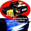 Italian Grade Industrial High Pressure Jet Cleaner Continuous Duty & Super Electricity Saver