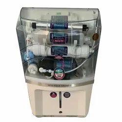 New Aqua Grand Plus RO Purifier, 12 L, RO+UV+UF+TDS