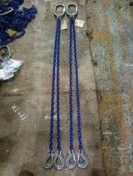 KITO make grade 100 alloy steel chain sling