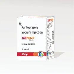 Pantoprazole Sodium 40mg Injection