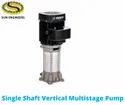 Single Shaft Vertical Multistage Pump - Ro Series