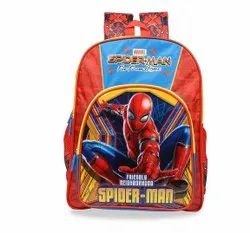 SPIDER MAN  SCHOOL Bag 41 cm