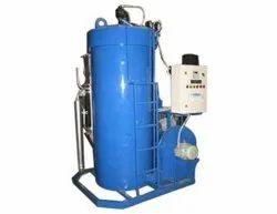 Oil & Gas Fired 50 kg/hr Coil Type Steam Boiler Non-IBR