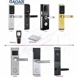 Gaoan Stainless Steel Hotel Door Lock