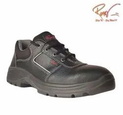Ramer New Launch Pacer Low Black Shoes