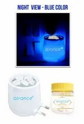Blue Camphor Aroma Diffuser With Night Lamp