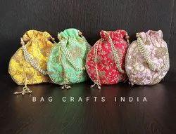 Potli Hand Bag (PB202110)