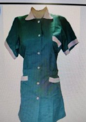 Female Nursing Uniform Half Sleeves PS-4