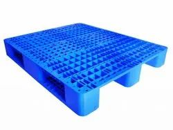 Double Sided Plastic Industrial Pallet