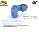 Parallel Shaft Helical Gearbox/Geared Motor