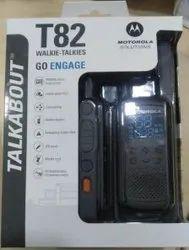 Motorola T82 License Free Walkie Talkie