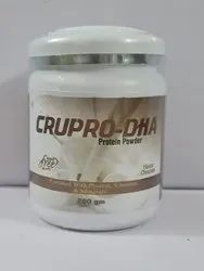 Protein powder with Dha, Packaging Size: 200 Gm, Prescription