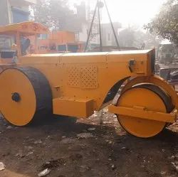 used static road roller