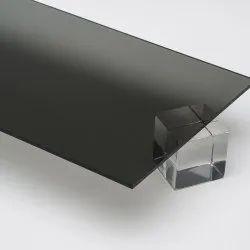 Black Transparent Acrlic Sheet