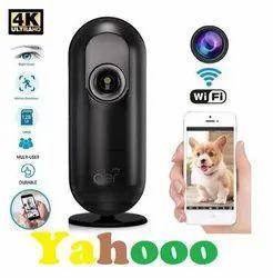 New 1080X720 Night Vision Wireless Spy Hidden Camera, For Office