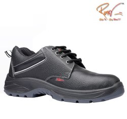Ramer Double Density Bluno Black Shoes