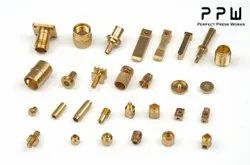 Precision Brass Parts, Packaging Type: Box
