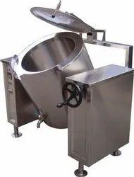 Tilting Bulk Cooker(Gas/Electric)