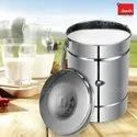 stainless steel milk container