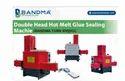 Double Head Hot Melt Glue Sealing Machine