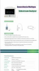 anaesthesia multigas sidestrem analyzer