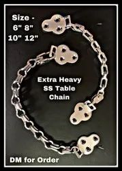 Extra Duty SS Cable Chain