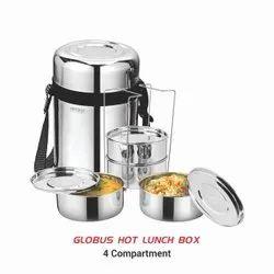 Mintage Lunch Box- Globus
