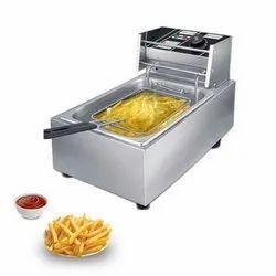 Deep Fat Fryer Manual 6 Ltr (Electric)