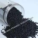 Pp Black Recycled Granules