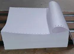 Compto Aid Plain Computer Printing Paper, GSM: 50