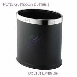 Leather Dustbins For Hotels