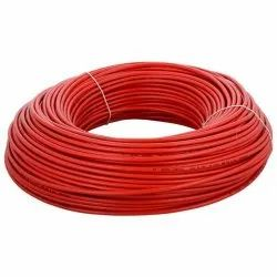 1 Core Red Industrial Electric Wire