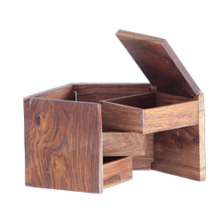 Folding Condiment Box