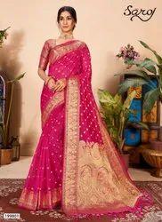 Ladies Designer Banarasi Saree